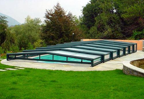 Coperture invernali per piscine
